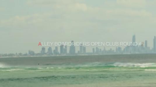 ALLEY BOARDRIDERS CLUB ROUND #2