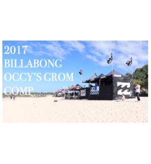 2017 BILLABONG OCCY'S GROM COMP