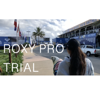 ROXY PRO TRIAL 2018